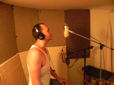 Recording in New York #greatwalker