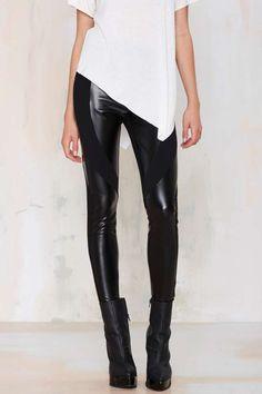 a201246ffc Nasty Gal Faux Real Leggings | Shop Clothes at Nasty Gal! Nadrág, Blúzok,