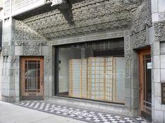 Louis Sullivan's Krause Music Store Facade