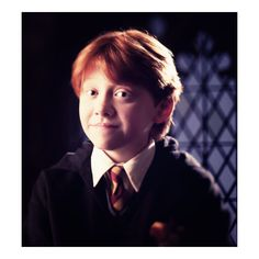 ron weasley | Tumblr ❤ liked on Polyvore featuring harry potter, rupert grint, hp, ron weasley and people