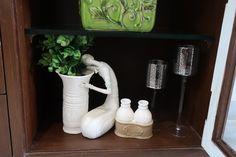 Indian Living Room Decor. Cabinet shelf decoration. Home Organization, Cleaning Hacks, Living Room Decor, Shelf, Couch, Indian, Cabinet, Decoration, Tableware