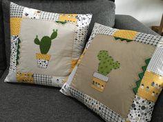 Kaktuspuder syet efteråret 2017 - eget design.