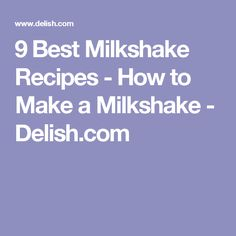 Whether you make frosting for icing cupcakes or enjoying by the spoonful, you won't turn to the store-bought stuff again. Poke Cake Recipes, Poke Cakes, Cupcake Recipes, Baking Recipes, Best Frosting Recipe, Homemade Frosting, Frosting Recipes, Best Milkshakes, Milkshake Recipes