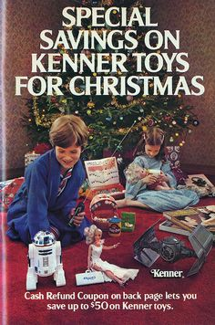 1979 Kenner Toys TV Guide Insert    Kenner Toys.... a Cincinnati institution from 1947 to 2000.