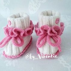 Knit Crochet, Diy And Crafts, Baby Shoes, Knitting, Etsy, Clothes, Instagram, Fashion, Crochet Baby Shoes