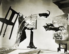 Philippe Halsman Dalí Atomicus - 1948 by Marco Crupi Visual Artist, via Flickr