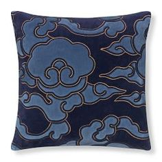 Throw Pillows & Patterned Pillow Covers   Williams-Sonoma