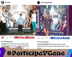 Y ya tenemos los ganadores de sorteo de #CapitánAmérica3!  La ganadora de la #butacaroja es @Erizerpa y la #butacaazul es @mercurianadesign  #Felicidades!!! Comuniquense con nosotros por mensaje privado. Lee más al respecto en http://ift.tt/1hWgTZH Lo mejor del Cine lo disfrutas #DesdeLaButaca Siguenos en redes sociales como @DesdeLaButacaVe #movie #cine #pelicula #cinema #news #trailer #video #desdelabutaca #dlb