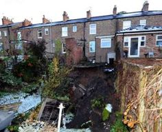 Ripon sinkhole: British Geological Survey says area susceptible to holes