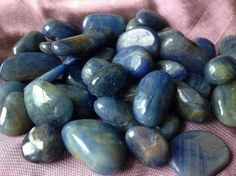 Tumbled Sapphire  The Stone of Royalty & Wisdom by TheSageGoddess, $10.00