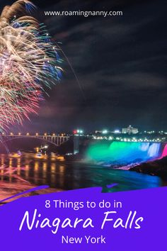 8 Things to do in Niagara Falls New York Niagara Falls New York is less developed than the Canadian side. Here are 8 of my favorite things to do in Niagara Falls, New York Niagara Falls Vacation, Niagara Falls Attractions, New York Travel, Travel Usa, Travel Tips, Renew My Passport, Autumn In New York, Dubai Skyscraper, Best Places To Travel