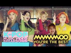 Mamamoo - You're The Best - K-Pop Music Video Breakdown - http://music.tronnixx.com/uncategorized/mamamoo-youre-the-best-k-pop-music-video-breakdown/ - On Amazon: http://www.amazon.com/dp/B015MQEF2K