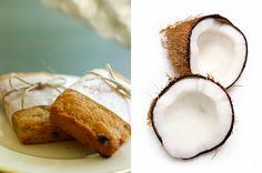 Sweet Coconut Bread from Barbados Barbados, Bajan Recipe, Just Desserts, Delicious Desserts, Caribbean Recipes, Caribbean Food, Fruit Bread, Food Crush, Island Food