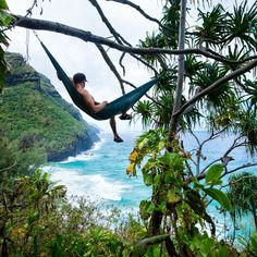Just one of them days... Hammock life with Travis Burke Photography http://www.travisburkephotography.com/