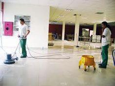 Limpeza Pós-obra em Empresas