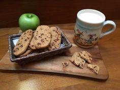 Jó reggelt keksz házilag - diós, aszalt szilvás | mókuslekvár.hu Healthy Cake, Healthy Recipes, Healthy Food, Healthy Lifestyle, Muffin, Paleo, Gluten Free, Sweets, Cookies