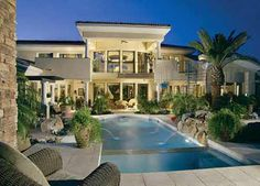 Law Of Attraction: Look Ahead. Kind of such a house will be mine.