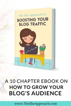 So much valuable information in this 10 chapter e-book! Wow! We have absolutely blown away of how good it is! If you're a blogger that's struggling to get on the right track, then this is for you!