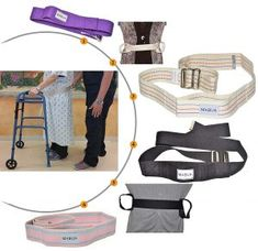 Physical Therapy Gait Belt with Metal Buckle (black) MABUA Best Leather Belt, Mobility Aids, Broken Leg, Height And Weight, Small Waist, Metal Buckles, Physical Therapy, Black Belt, Physics