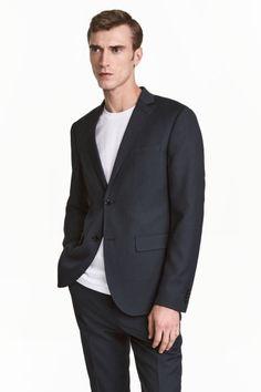 Jacket Slim fit