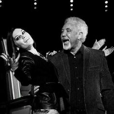 Jessie and Sir Tom dancing <3