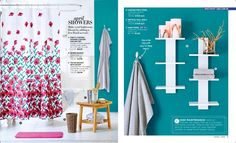April Showers--Instant Decor #Avon #BeautyBoss #April #spring #shower #homedecor #bathroom #wallhangings