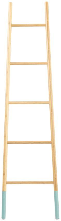 Chelles de bambou sur pinterest chelles porte serviettes en forme d 39 - Echelle decorative bambou ...