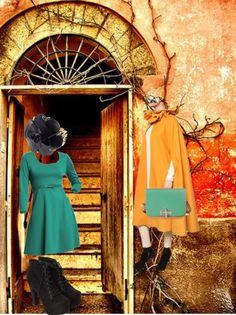 Vintage Hues Vintage, Fashion, Moda, Fashion Styles, Fasion, Vintage Comics, Primitive