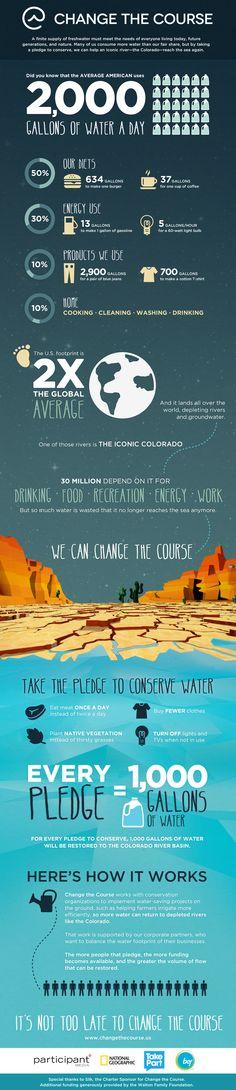 Help us #changethecourse