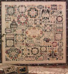 Historic Samplers | Samplers Cross Stitch