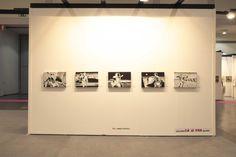 Exposição de Fabio Civitelli e Tex no evento ArtePadova 2013