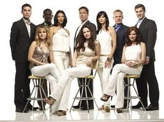 Army Wives... one of a few shows that I have watched from the beginning. Can't wait for the next season!