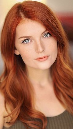 Natural Red Hair Color Shades - Bing images - Found on Bing from www. Stunning Redhead, Beautiful Red Hair, Gorgeous Redhead, Beautiful Eyes, Gorgeous Girl, Absolutely Gorgeous, Beautiful Women, Natural Red Hair, Natural Redhead
