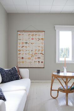 Vihreä talo - sisustusblogi Cottage, Interior, House, Summer, Style, Houses, Swag, Summer Time, Indoor