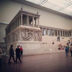 Pergamonmuseum, Berlin, Germany.