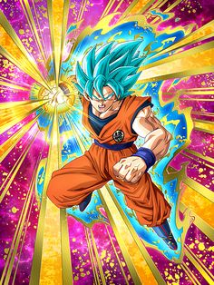 [Fighting for Victory] SSGSS Goku/Dragon Ball Z: Dokkan Battle