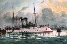 S.M. kanonenboot Iltis Die SMS ILTIS war Stationsschiff in Ta Ku während des Boxeraufstandes, sie war eines von sechs Überseekanonenboote der kaiserlichen Marine. Mit ihren 4 88mm Kanonen sowie - zur Zeit des Aufstandes - 8 Maschinenkanonen 37mm konnte sie den Fluss Peiho gut befahren und damit das Landungsdetachement in Tientsin unterstützen sowie die Forts von Ta Ku, deren schwere Geschütze (150mm bzw. 120mm Kruppgeschütze) seewärts zeigten und nur leichtere 75mm Kanonen nach hinten…