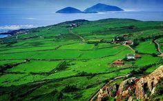 Pretty Irish Coastline