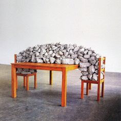 Soliloquio, 1995 by José Damasceno