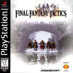 review of Final Fantasy Tactics