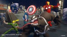 disney infinity 2.0 marvel super heroes spider-copter | ... to 'Disney Infinity 2.0: Marvel Super Heroes' | Analog Addiction