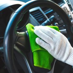 File this under: life hacks. Spring is here, or at least for some of us, and that means lots of cleaning. We've rounded up ten more easy life hacks that aim … Car Cleaning Hacks, Deep Cleaning Tips, Toilet Cleaning, House Cleaning Tips, Cleaning Solutions, Spring Cleaning, Clean Car Tips, Car Interior Cleaning, Clean Car Seats