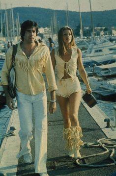 Mackinaw Island. ;) 1970s