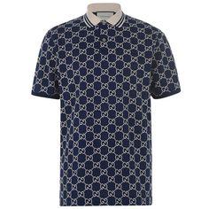 Gucci Collar Shirt, Collar Shirts, Fashion News, Mens Fashion, Cutaway Collar, Designer Streetwear, Gucci Men, Designer Collection, Polo Shirt