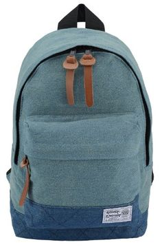 Rough Enough Denim Cool Kid Baby backpack (Free Shipping) * LEARN MORE DETAILS @: http://www.best-outdoorgear.com/rough-enough-denim-cool-kid-baby-backpack-free-shipping/