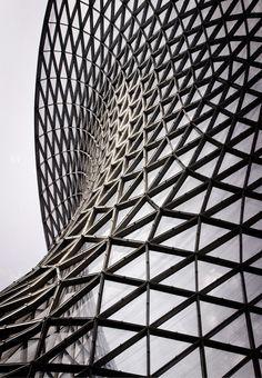 Architecture | Building Form | Amazing Architecture Amazing Mesh - Art Deco…