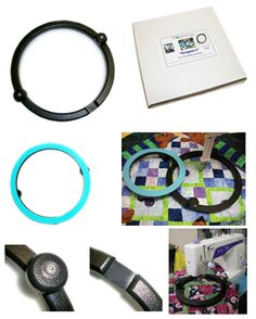 Free-Motion Quilting Gripper Ring 8