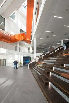 Port of Aarhus HQ & Port Centre, by C.F. Møller Architects
