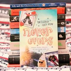 I'll be starting my second book of the year tonight: #NeverEvers by Lucy Ivison and Tom Ellen. #whatiread