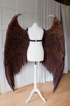 Maleficent's wings - beautiful work!